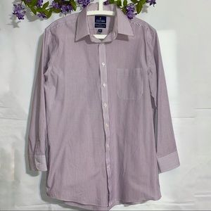 Stafford wrinkle free super shirt long sleeve